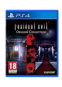 Resident Evil: Origins Collection (PS4) für 16€ (Base.com)