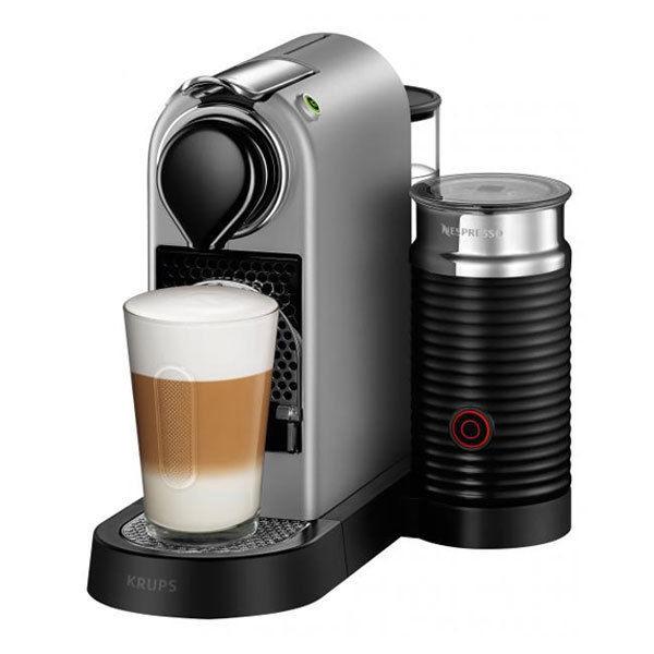 [eBay] Krups XN760B Nespresso mit Milchaufschäumer 129,90€ statt 149€