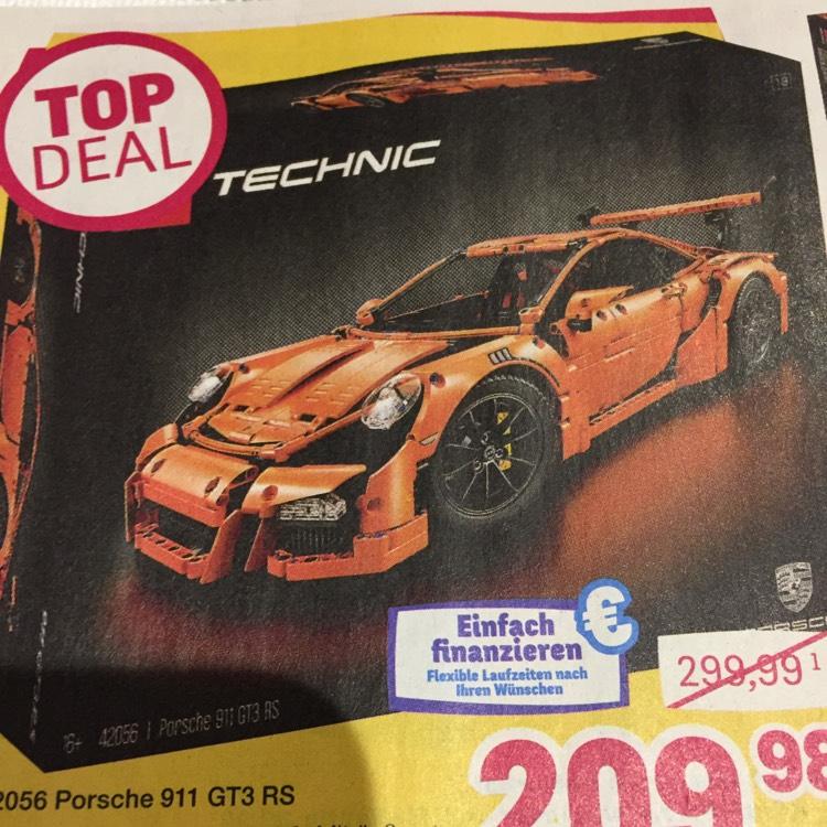 Toys r us 42056 Lego Porsche 911 Gt3 RS