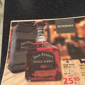 Jack Daniels Single Barrel Whiskey Multi Märkte Lokal