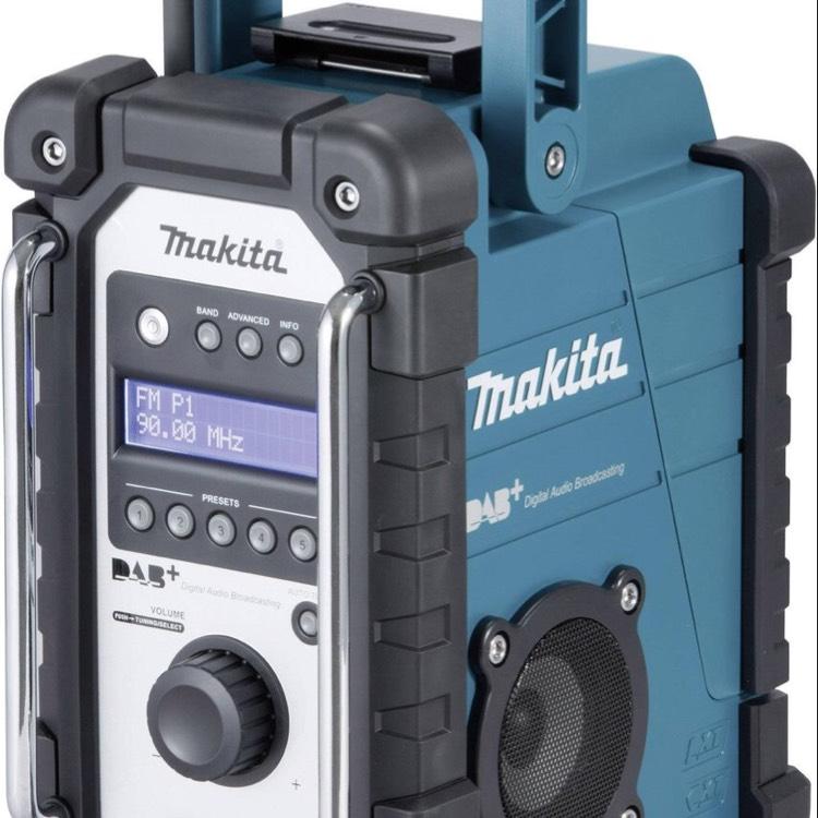 Makita DMR 110 Baustellenradio