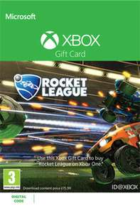 Rocket League (Xbox One) für 10,83€ @ CDKeys