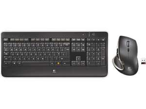 Logitech Wireless Performance Combo MX800 DE