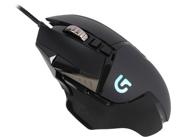 [Mediamarkt] LOGITECH G502 Proteus Spectrum Gaming-Maus