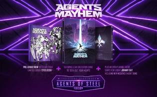 Agents of Mayhem - Steelbook Edition (Xbox One & PS4) für 19,09€ (ShopTo)