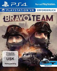 Bravo Team VR PS4 UK Import (Vorbestellung)