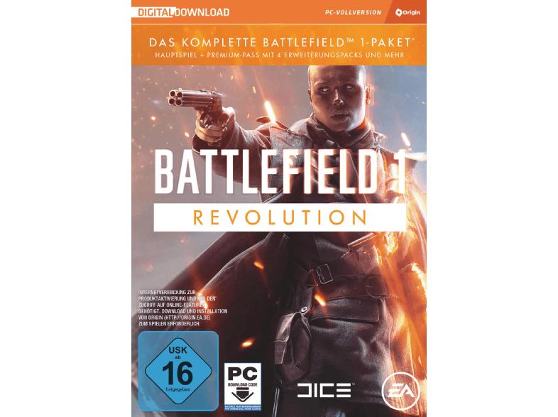 [Gamestop] Battlefield 1 Revolution (PC)