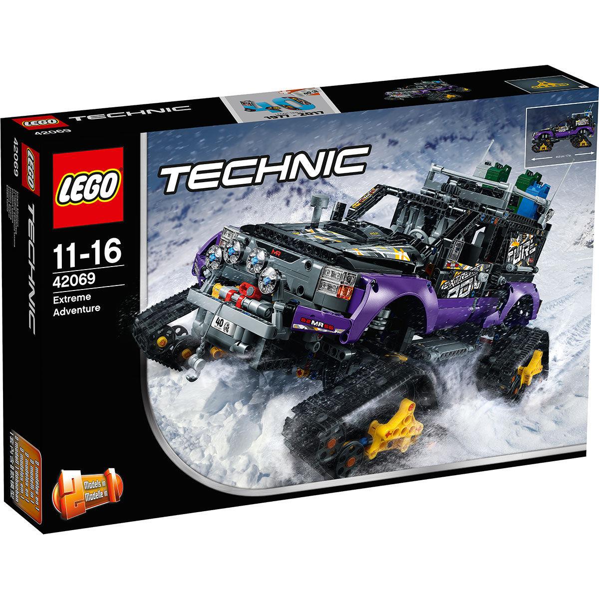 [Karstadt] LEGO Technic Extremgeländefahrzeug 42069 für 84,94 € inkl. Versand (79,99 € bei Abholung)