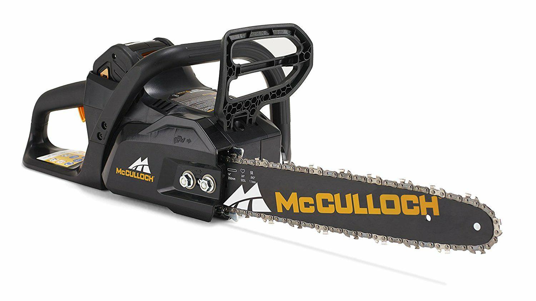 MCCulloch LI-40 CS Akku-Kettensäge für 161,99€ [Plus]