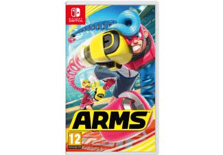 ARMS für die Nintendo Switch bei MediaMarkt (Österreich) für nur 28 €