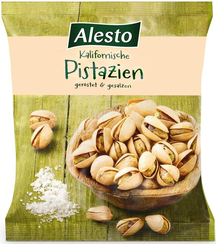 Alesto Pistazien 250g statt 2,99 für nur 2,49 Euro [Lidl]