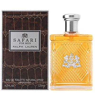 Ralph Lauren Safari EdT 125 ml. Eau de Toilette + Beauty Box möglich beim Kauf von 2 Stück