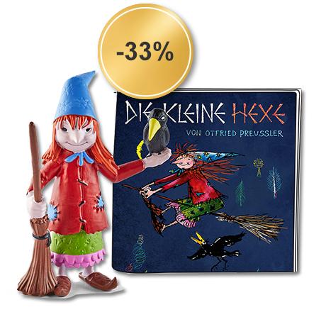 [hugendubel.de Adventskalender] Tonie - die kleine Hexe nur 9,99€ (mit Buch 10,98€, dafür ohne Versand)