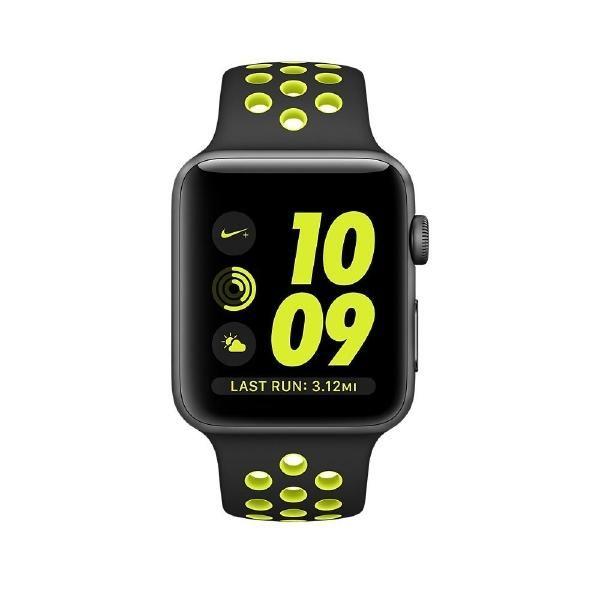 Apple Watch Series 2 Nike+ 38mm Aluminiumgehäuse Grau