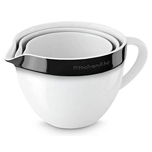 [Saturn + Amazon] KitchenAid Rührschüssel Set aus Keramik