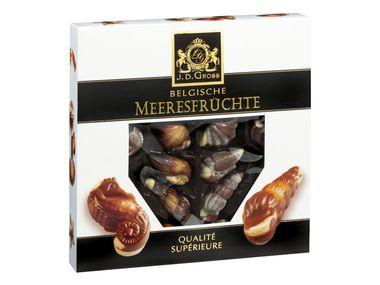 [Lidl ab 8.12.] 250g Belgische Schoko-Meeresfrüchte für 1,49€ (25% günstiger)