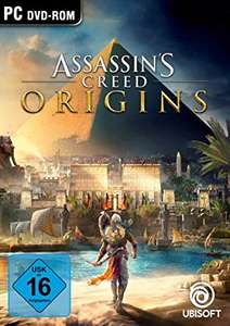 Assassin's Creed Origins (Uplay Key) als EU Version für 36,05€