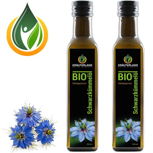 40 % auf BIO-Schwarzkümmelöl - Adventsangebot