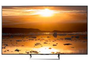 SONY KD-65XE7005 LED TV 65 ZOLL 4K + PLAYSTATION 4 SLIM