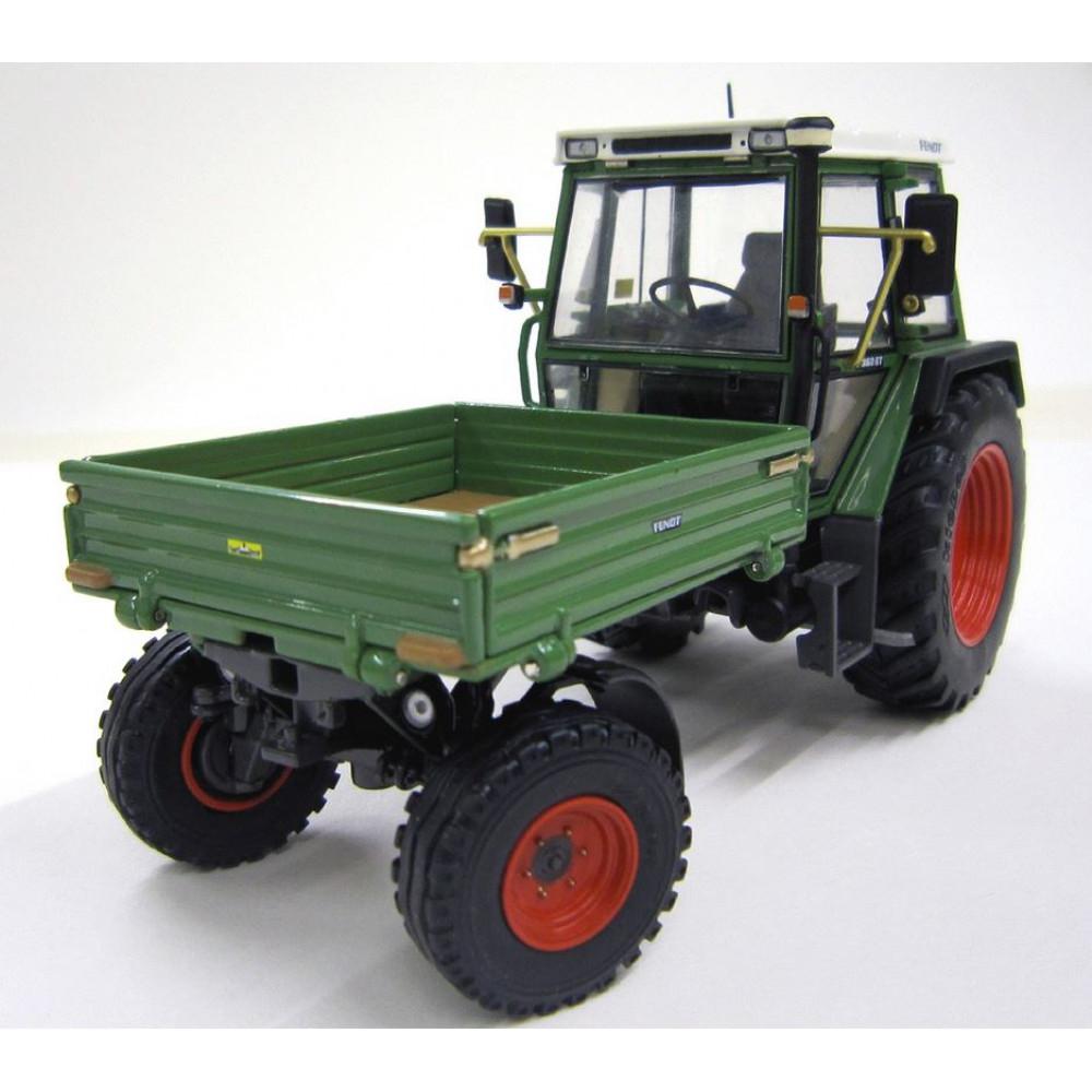 weise-toys - 1008 FENDT Geräteträger 360 GT - Ausführung mit Pritsche