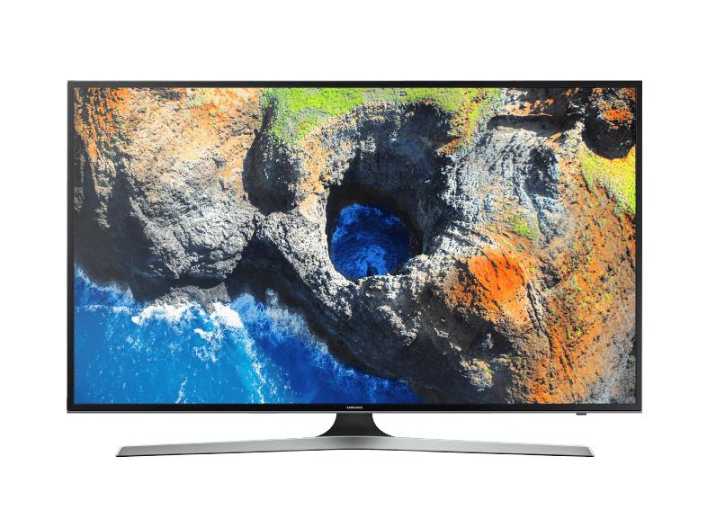 Samsung UE50MU6179U – 50 Zoll UHD 4K LED Smart TV für 577€ (statt 731€) bei MediaMarkt