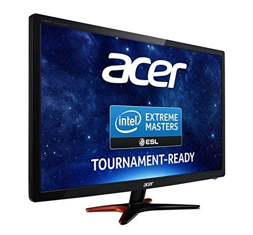 [Amazon.de] Acer Predator GN246HLBbid 61 cm (24 Zoll) eSports Monitor (VGA, DVI, HDMI, 1ms Reaktionszeit, 144 Hz) schwarz