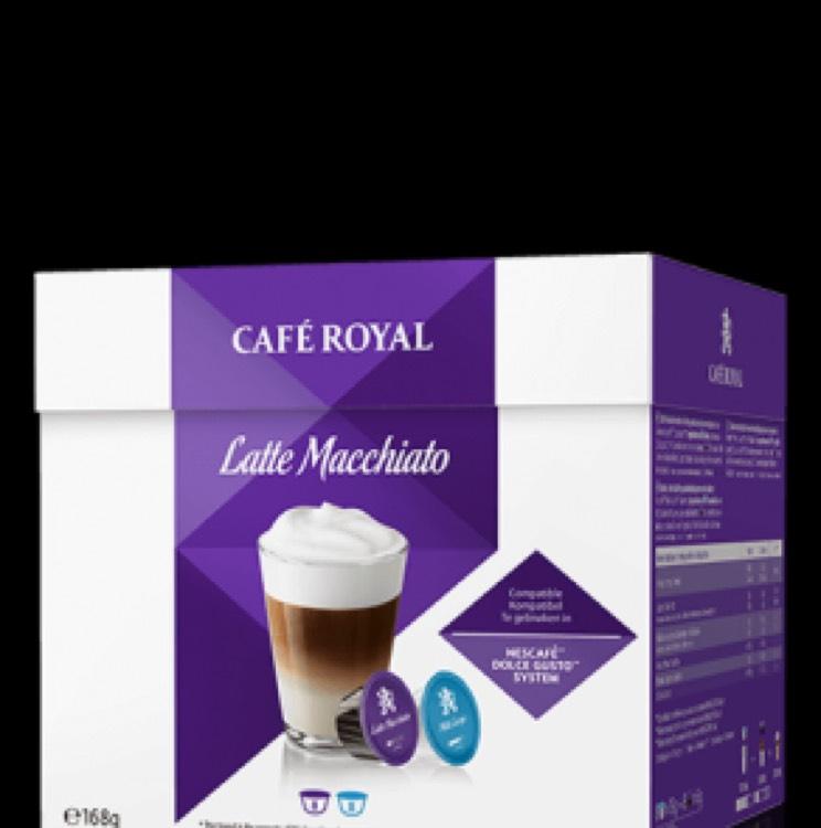 """""""Dolce Gusto"""" kompatible Kapsel von Café Royal"""
