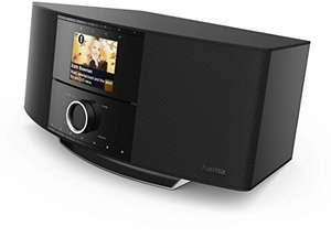 Amazon Tagesangebot: Hama Internetradio DIR3500MCBT mit CD Player (WLAN/LAN/DAB+/UKW/CD/Multiroom/Bluetooth)