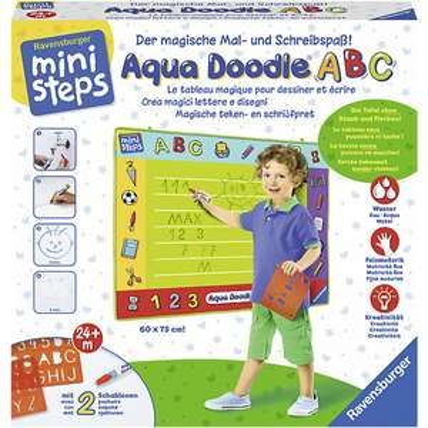 Ravensburger ministeps® - Aqua Doodle® ABC 10,99€