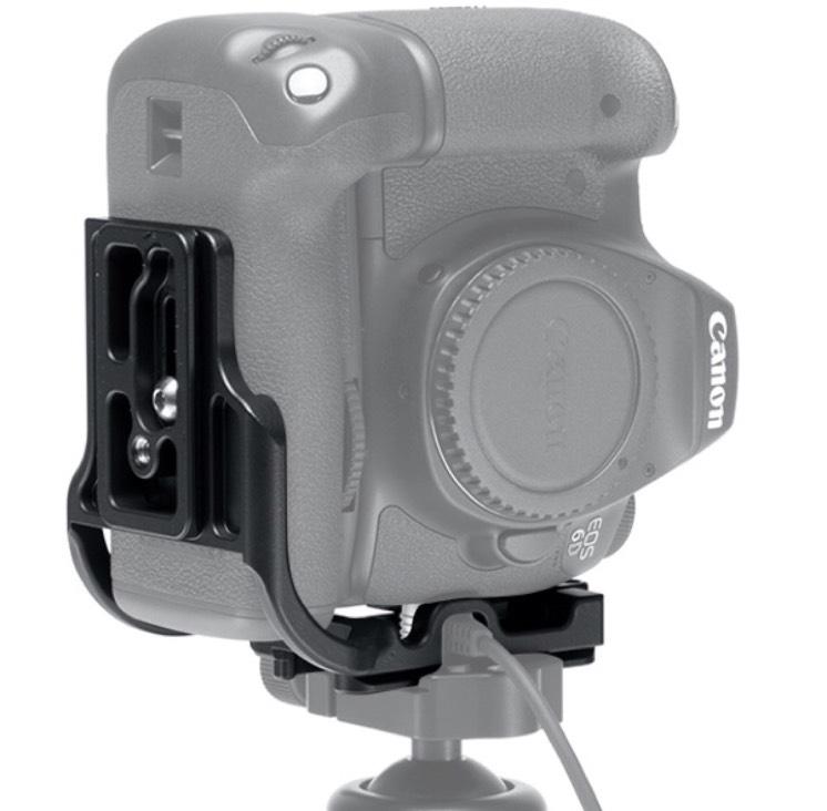 Kirk L-Winkel für Canon 6D mit BG-E13