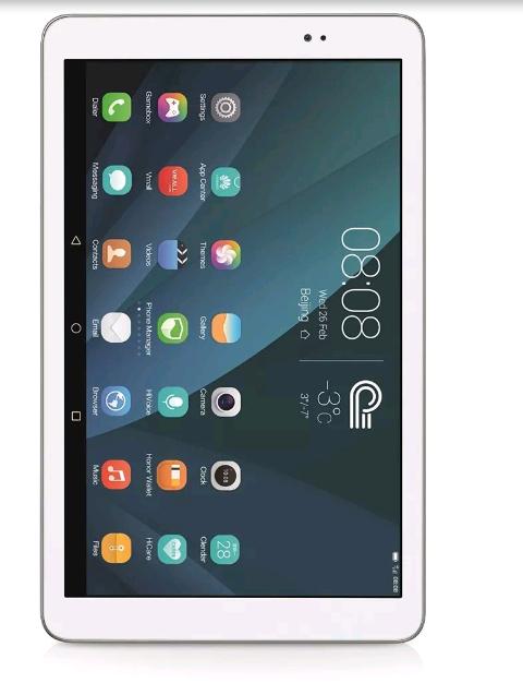 Huawei Mediapad T1 9,2 LTE 9,6 Zoll für 59€ eBay wow