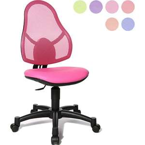 Topstar Bürodrehstuhl Open Art Junior, pink