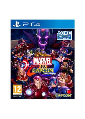 Marvel vs Capcom: Infinite (PS4) für 23,99€ (Base.com)