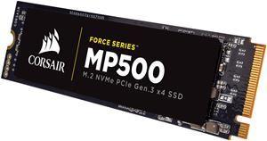 Corsair Force MP500 NVMe SSD M.2 240GB für 109€ *UPDATE*