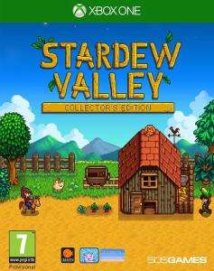Stardew Valley Collector's Edition (Xbox One) für 17,17€ & Stardew Valley Collector's Edition (PS4) für 18,45€ (Base.com)