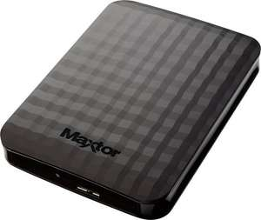[Conrad] Externe Festplatte 6.35 cm (2.5 Zoll) 1 TB Maxtor M3 Portable Schwarz USB 3.0