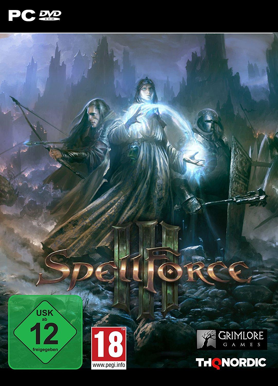 SpellForce 3 (PC) - STEAM KEY zum neuen Bestpreis bei cdkeys.com