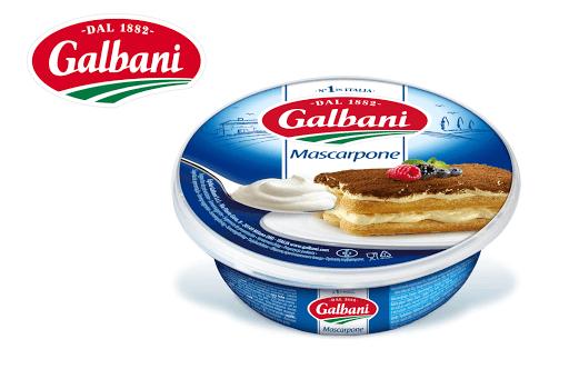 [Scondoo 5. Türchen] 1€ Cashback auf Galbani Mascarpone 250g