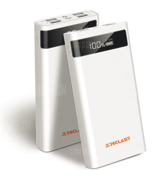 Teclast T200CE – 20.000 mAh Powerbank - Gearbest