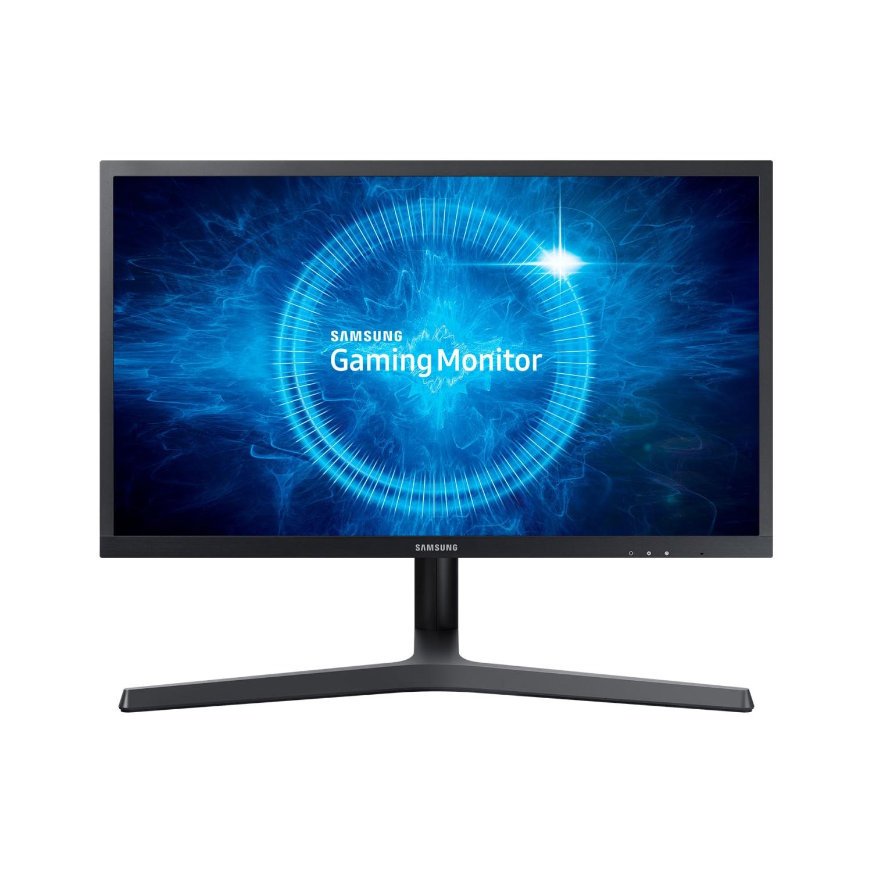 [nbb] Samsung LS25HG50FQUXEN 24,5 Zoll Full HD Monitor (HDMI, VGA, 1 ms, TN-Panel, 144Hz, AMD FreeSync) in schwarz