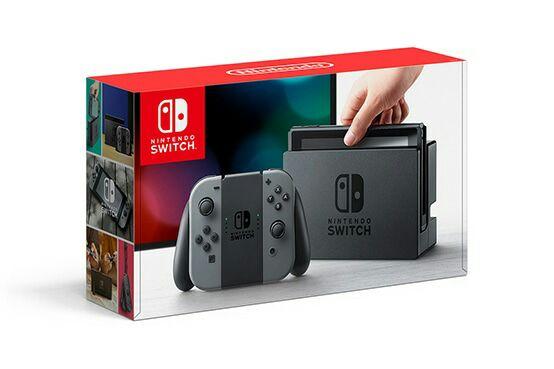 Nintendo Switch + Fifa 18 für 349€ [möglicherweise lokal Frankfurt am Main]