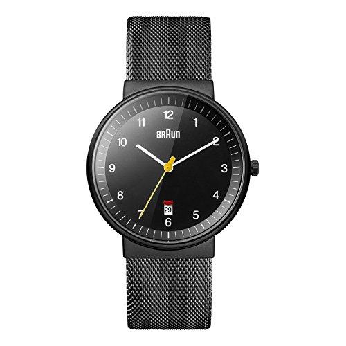 [Amazon] Braun Unisex-Armbanduhr BN0032BKSLMHG (in weiß 55,43€)