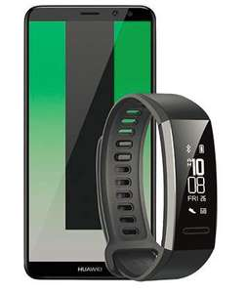 Huawei Mate 10 Lite 64 GB + HUAWEI Band 2 Pro - Media Markt