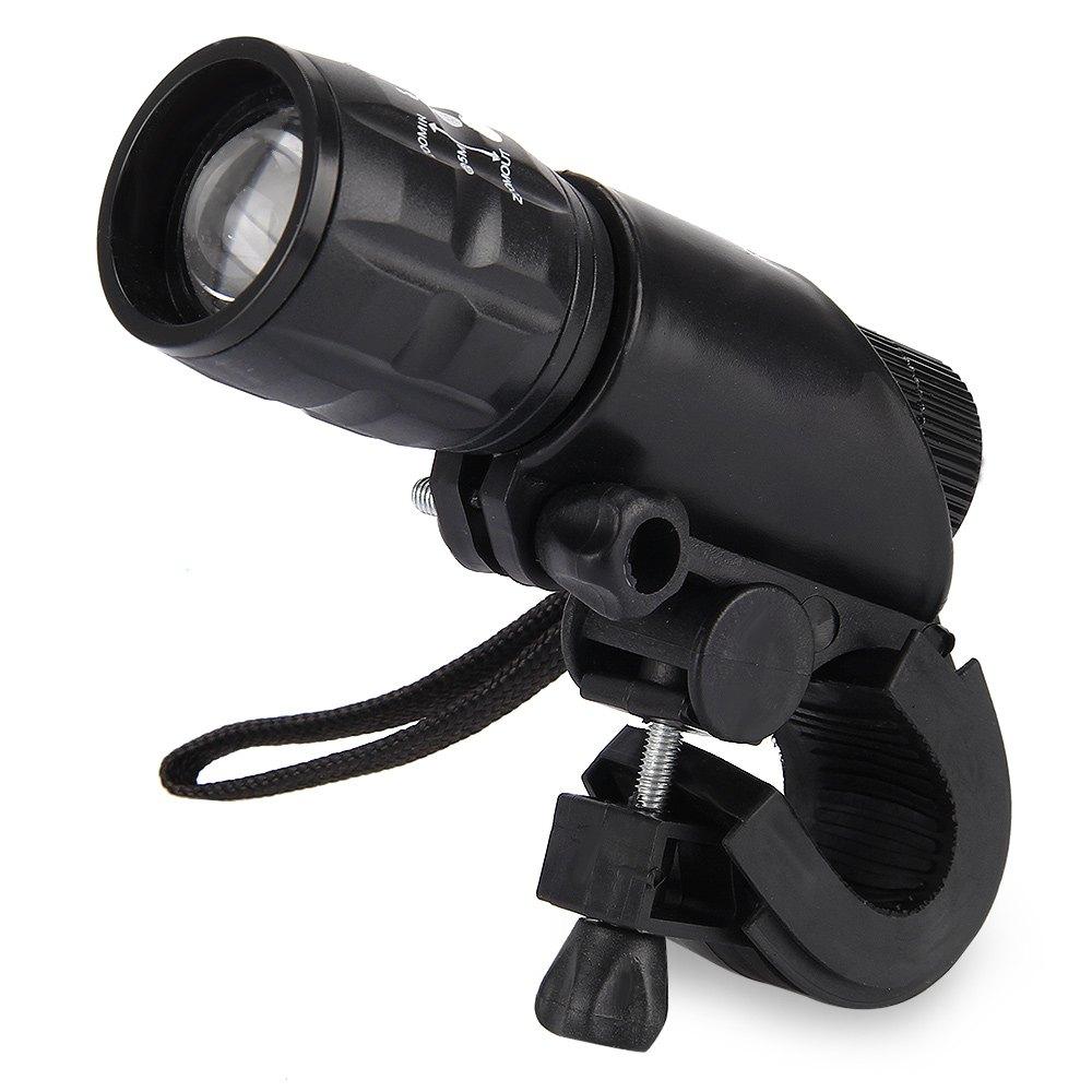 LED-Fahrrad-Leuchte für 3,57 Euro incl. Versand