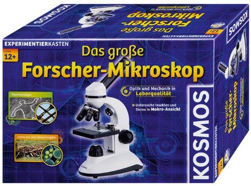 [Amazon] KOSMOS 636029 - Das große Forscher-Mikroskop