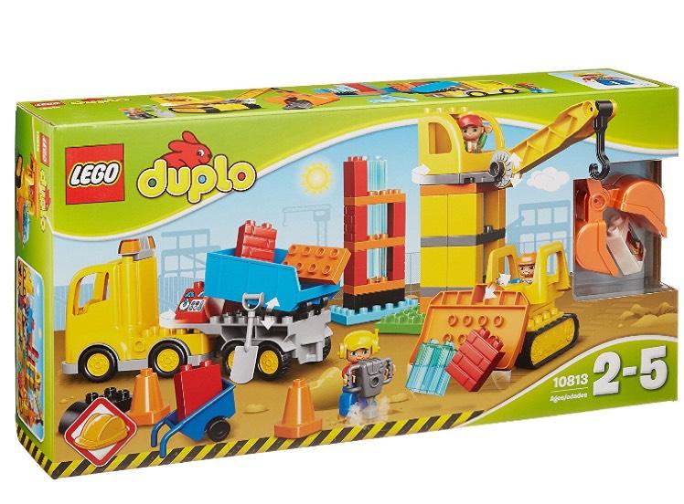 [Müller online] Lego Duplo 10813 - Große Baustelle