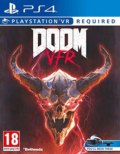 DOOM VFR [PS4] für 19,71 EUR / [PC] für 20,83 -> amazon.co.uk (KK benötigt)