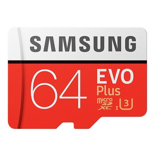 Samsung EVO Plus UHS-3 64GB Micro SDXC für 15,78€ [Geekbuying]