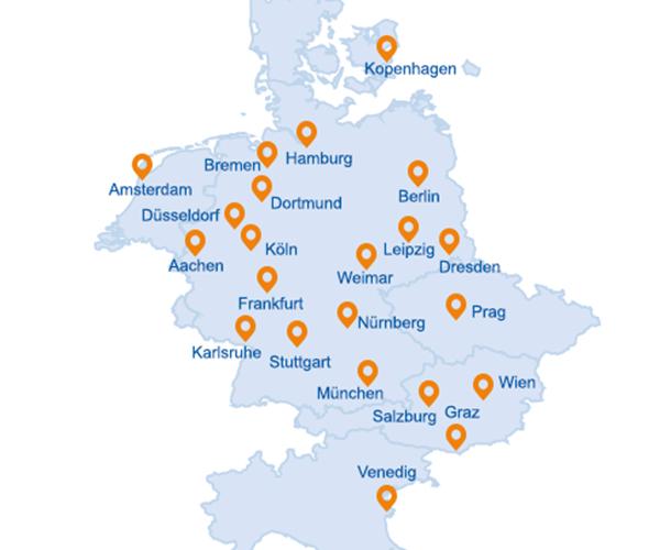 A&O Hotels: 2 Nächte im Doppelzimmer für 59,- als X-Mas-Gutschein (22 Städte, incl. Amsterdam und Kopenhagen!)