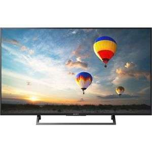 "Sony KD-55XE8096 für 799€ - 55"" UHD, Triple-Tuner, Android-TV, X-Reality PRO, Triluminos Display, USB-Aufnahmefunktion"